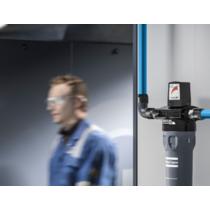 La solución de aire seco, compacta y eficiente