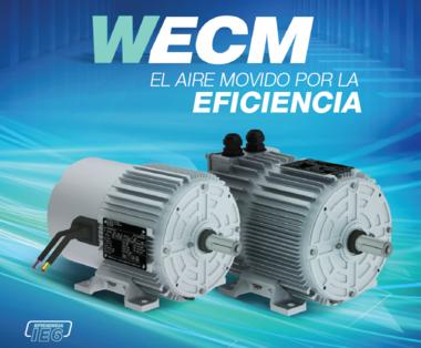Imagen de WECM - El aire movido por la eficiencia