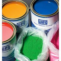 Amplia variedad de pinturas - WEG