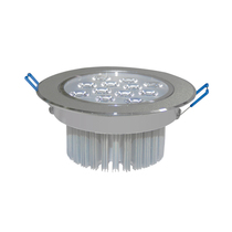 Small spot led embutir movil circular 7w relux record lux 6030 1