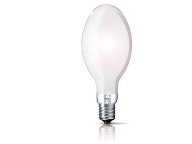 Medium lamp ovoidal silvania