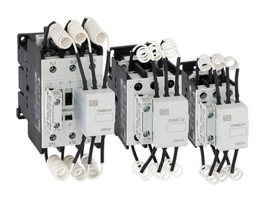 Medium contactores con capacitores cwmc 1